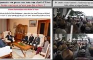 Ahmed Sambi politise et profane une mosquée à Moroni