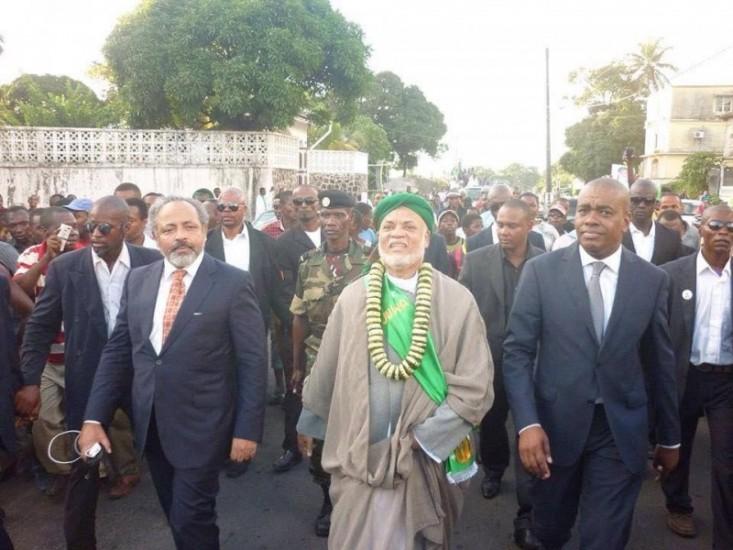 Enterrement de la candidature illégale d'Ahmed Sambi