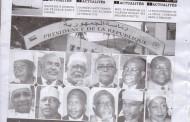 Moinaécha Youssouf Djalali bien sur la liste de 12 candidats