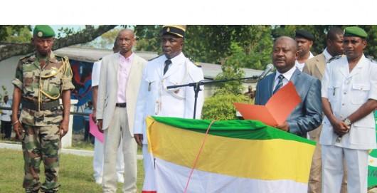 Hamada Madi Boléro prend congé de l'Armée