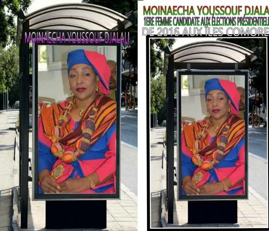 Pour Mme Moinaecha Youssouf Djalali: «Déyi Mdzadzé»