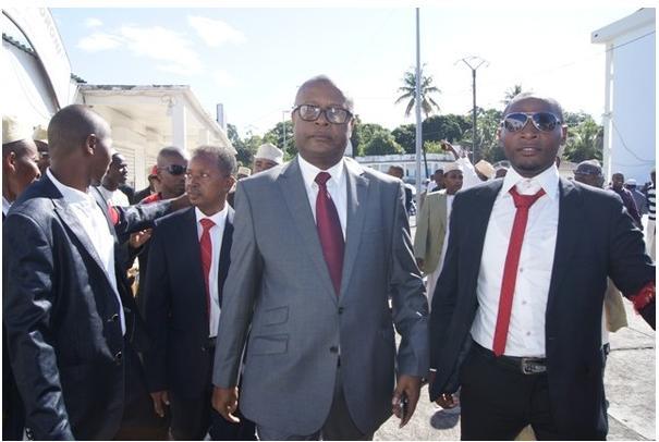 Houmed Msaidié pique une crise de présidentiabilité