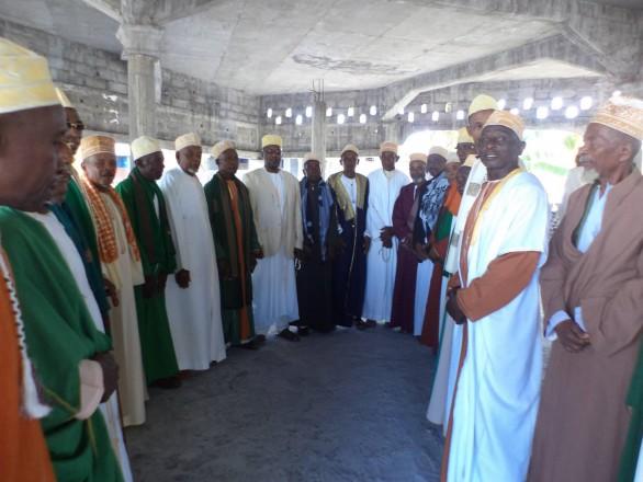 Le Général Salimou Mohamed Amiri à Simamboini