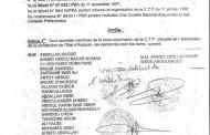 Ahmed Sambi et la «Constitution» de l'«État» d'Anjouan