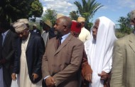 Le Mufti réconcilie Azali Assoumani et le Parti RADHI