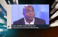 Saïd-Abdillah Saïd-Ahmed cravache les bien-pensants