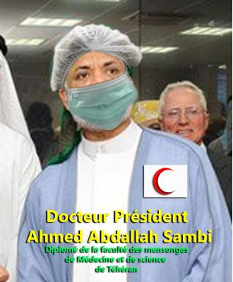 Ahmed Sambi veut une guerre civile et un bain de sang