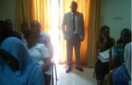 Congrès inaugural du Comité de Soutien de jeunes