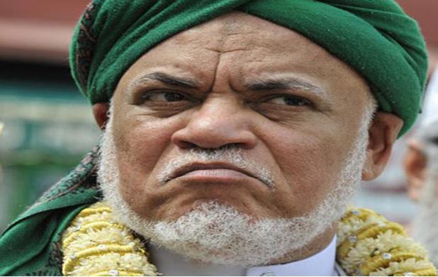 Ahmed Sambi, condamné sur les trois îles indépendantes
