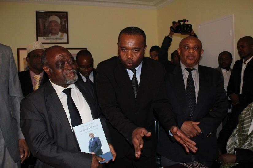 ARM, de retour aux Comores après 23 ans d'absence