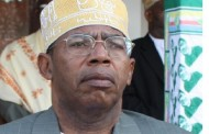 Le très étrange discours d'Ibrahima Mhoumadi Sidi