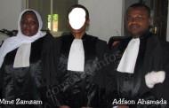 La Procureure Zam-Zam Ismaïl enquête sur le copinage