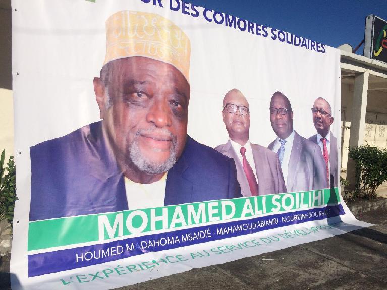 Mohamed Ali Soilihi a mangé du lion et se dit «fin prêt»