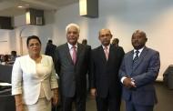 Le Président Ikililou Dhoinine engueule Hamada Madi Boléro