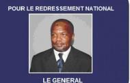 Général Salimou Mohamed Amiri: Programme