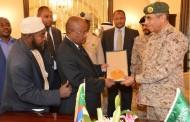 Hamada Madi Boléro, meilleur Comorien pour la COI