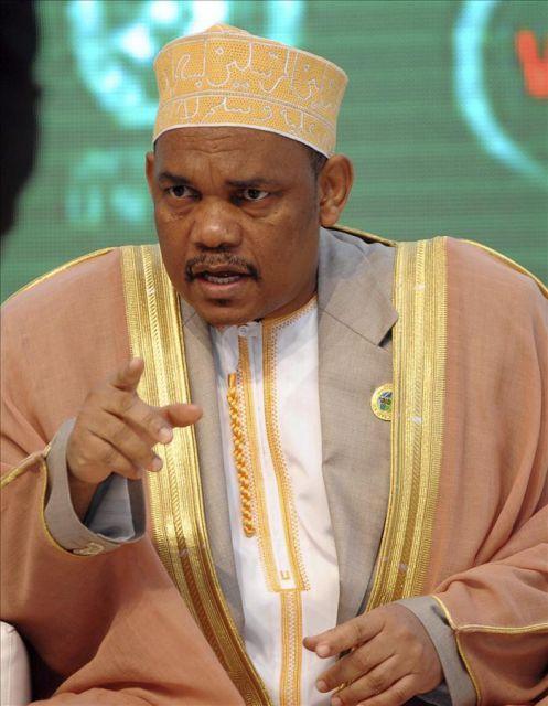 Le Président Ikililou Dhoinine: efficacité et discrétion