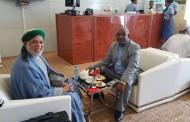 Azali Assoumani mendie une victoire chez le Président
