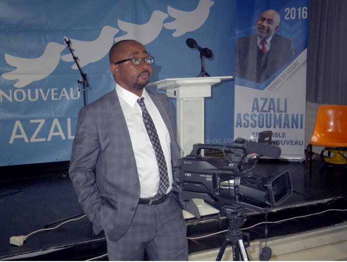 Msa Ali Djamal pour la départementalisation de Mayotte