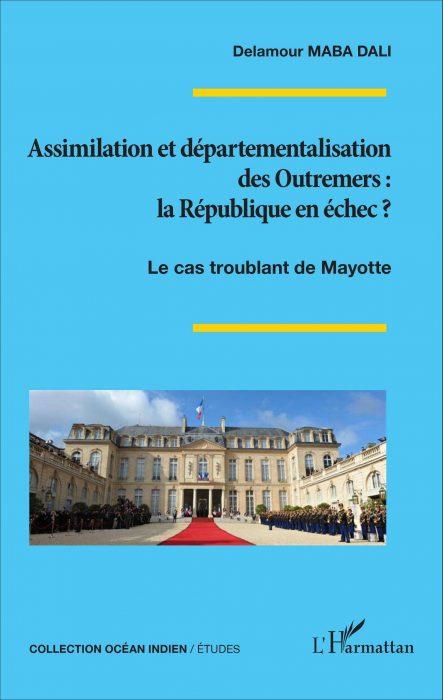 Maba Dali Delamour écrit sur la départementalisation
