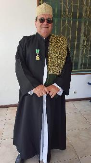 Jean-Marc Heintz, nouveau colonisateur des Comores
