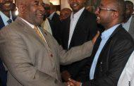Msa Ali Djamal et Mohamed Abdou Mbéchezi