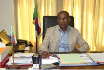 Mzé Ali Azhar Ahmed, Directeur d'ONICOR, le bougre