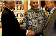 Azali Assoumani et Hamada Madi Boléro en accusation