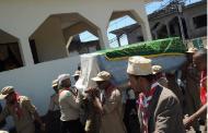 Aboubacar Chamasse: pas de funérailles nationales