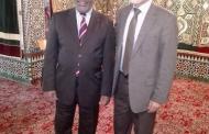 Azali Assoumani voulait être imam à la mosquée de Paris
