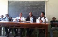 Saïd-Abdillah Saïd-Ahmed, au Kenya avant l'Europe