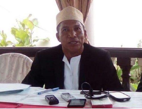 Mohamed Soilihi dit Campagnard défie Azali Assoumani