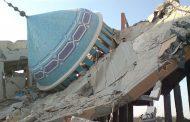 La liberté de culte de Kiki: détruire les mosquées