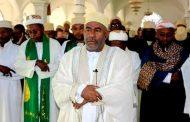 Azali Assoumani, maudit dans une mosquée de Coulées