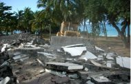 Du Galawa Beach à El-Maanrouf, destruction de sites