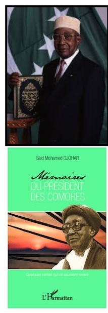 Azali Assoumani tuait de faim Saïd Mohamed Djohar
