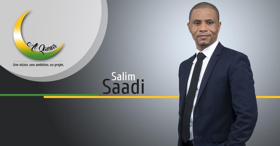 Salim Saadi réagit sur la polémique franco-comorienne