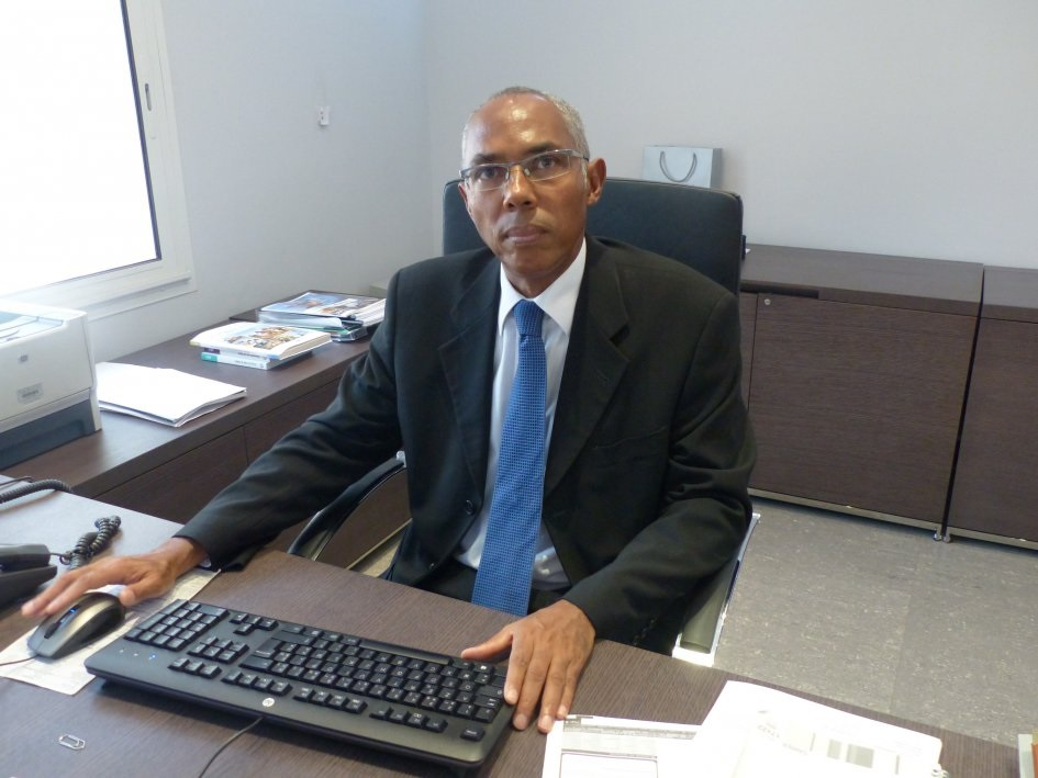 Cap Jeunesse Anjouan 2000 soutient Robby Judes