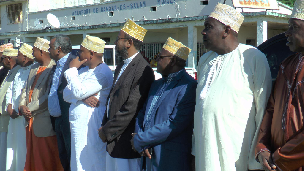 Kiki, Mohamed Anrifi et Hamada Madi Boléro