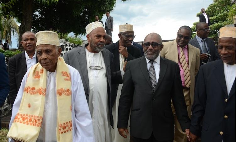 Idriss Mohamed Chanfi tue Azali Assoumani et ses assises