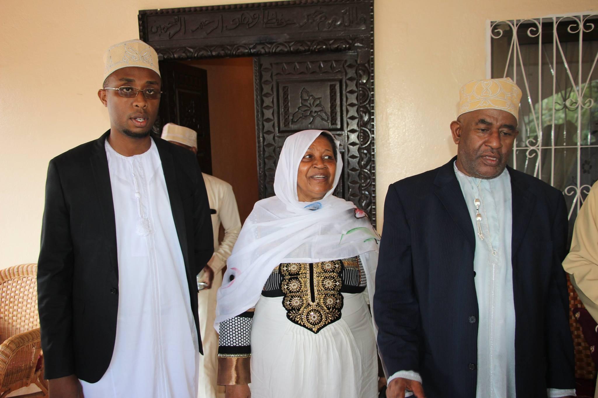 Loukman menace Papa Azali Assoumani sur sa bigamie