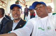 Saïd Ahmed Saïd Ali sous escorte armée à Ntsoudjini
