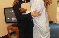 Hachim Mohamed, Chef du Protocole: testicules en poche