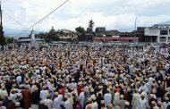 Foumbouni la rebelle célèbre l'Aïd Al-Kabir le vrai jour