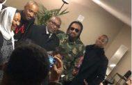 Azali déshonore l'artiste international Soprano à Bercy