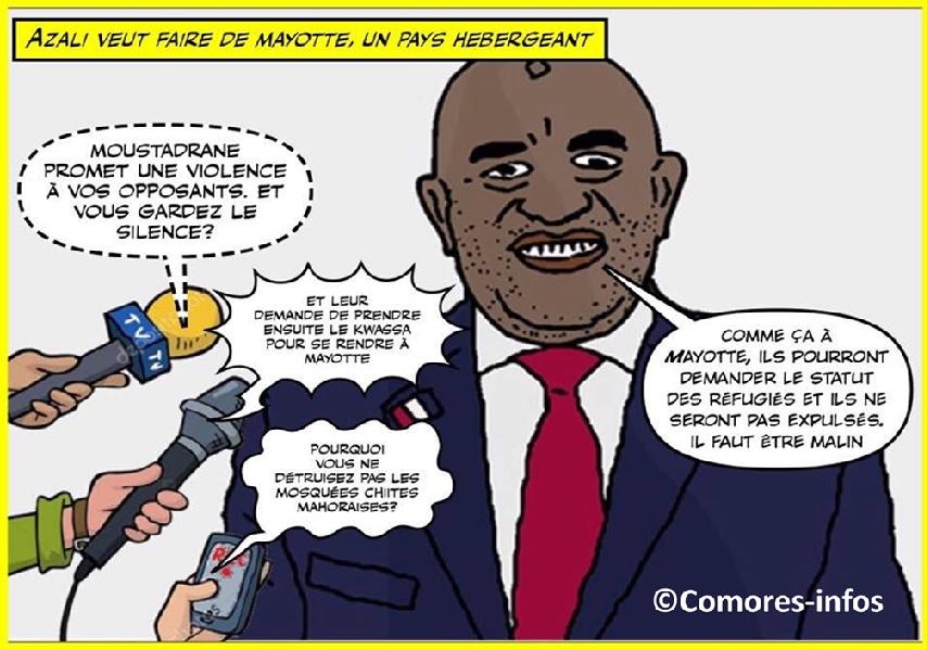 Dembeni reste un heureux présage pour l'opposition