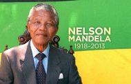 Nelson Mandela parle de Droit à Assoumani Azali