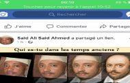 Saïd Ahmed Saïd Ali, descendant de W. Shakespeare