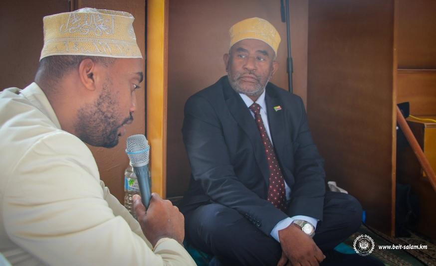 Assoumani Azali fait tout contre la marche du 2-Avril