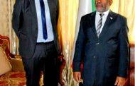 Le Député Saïd Ahamada et Soprano pour l'hôpital